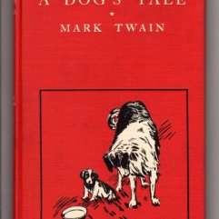 A Dog's Tale - front cover