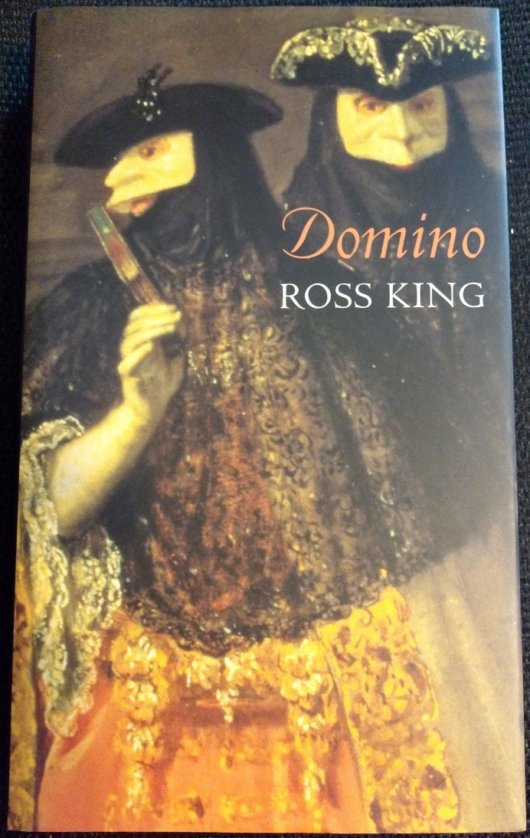 Domino front cover