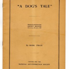 A Dog'sTale