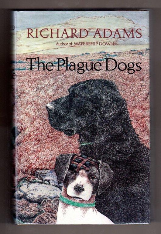 Richard Adams - The Plague Dogs