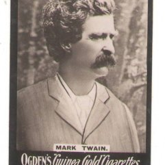 Mark Twain Tobacco Card 292