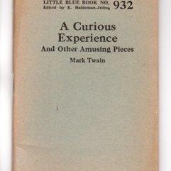 Little Blue Book 932 a