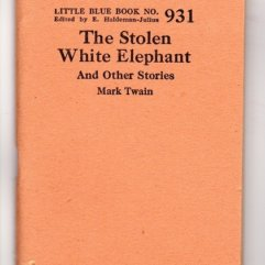 Little Blue Book 931 a