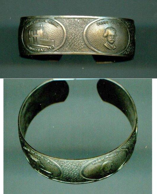 Bracelet From Mark Twain's Home