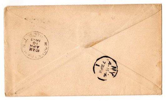Charles L Webster Company Envelope
