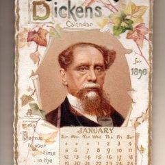 The Dickens Calendar 1896