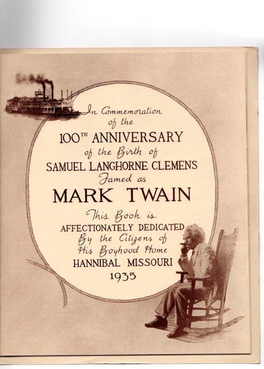 Mark Twain Centennial