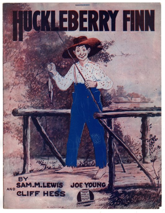 Huckleberry Finn Sheet Music