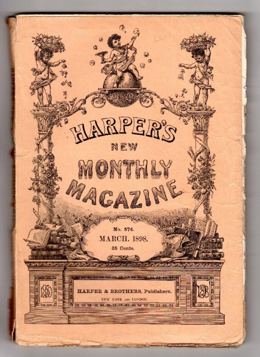 Harpers March 1898