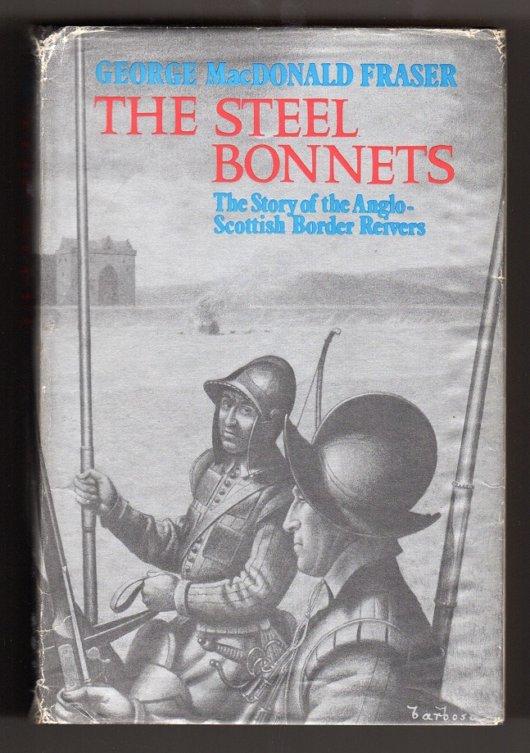 Steel Bonnets front jacket