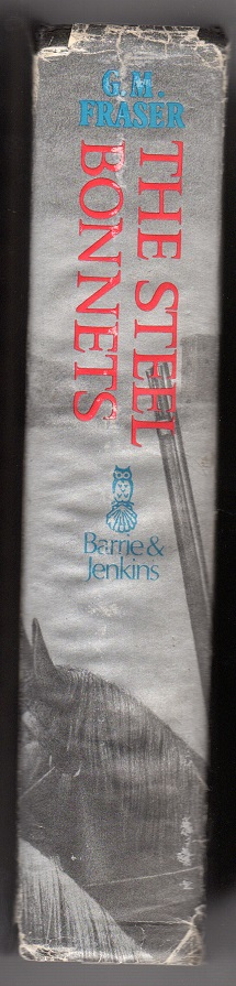 Steel Bonnets spine