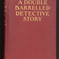 Double Barrelled Story - front cover