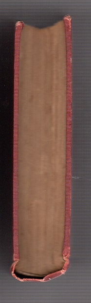 Double Barrelled Story - top spine