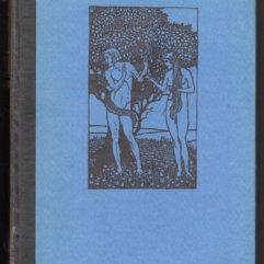 Mark Twain - Adam and Eve - front cover