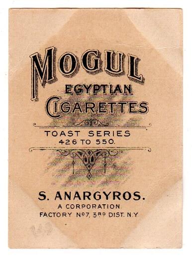Mogul Mark Twain Quote Daily Drink