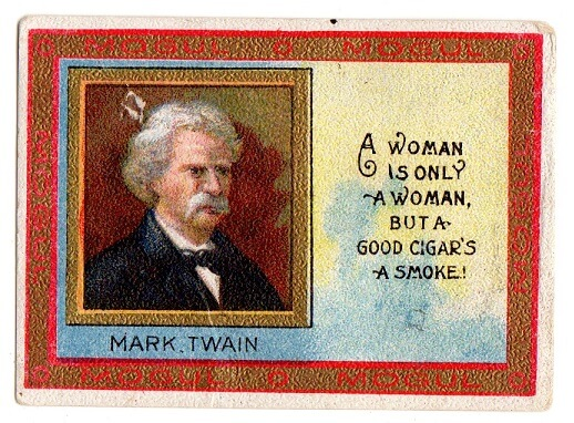 Mogul Mark Twain Quote Let All