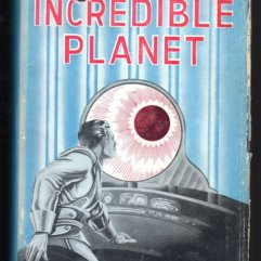 Incredible Planet dust jacket