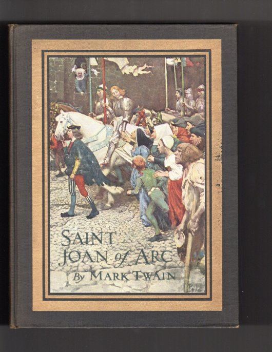 Saint Joan of Arc Front Cover