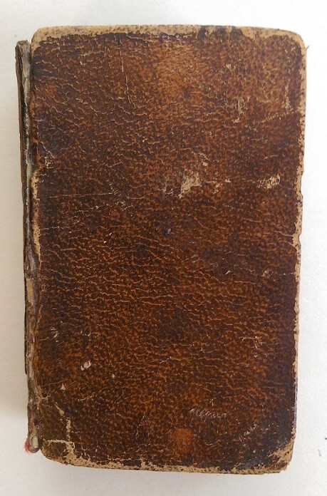 Robert Burns front cover