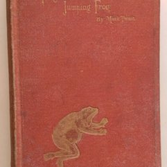 Celebrated Jumping Frog front cover