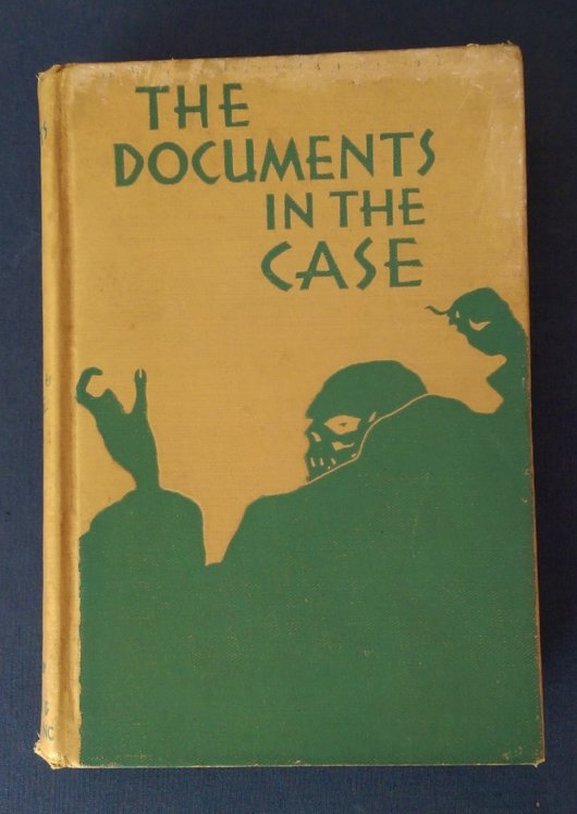 The Documents in the Case Front Cover